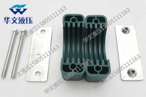 轻型塑料管夹生产